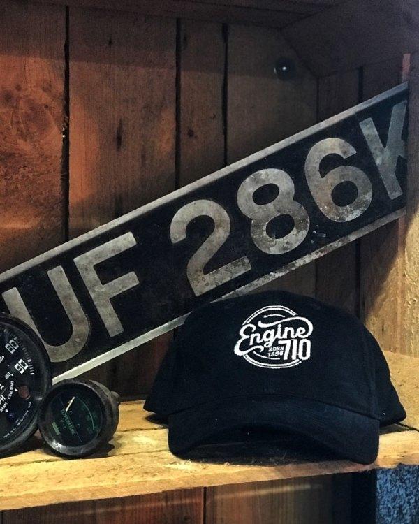 Engine 710 Black Cap