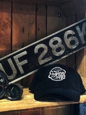 Engine 710 Black Cap