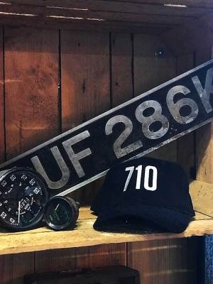 Engine 710 Tungsten Cap