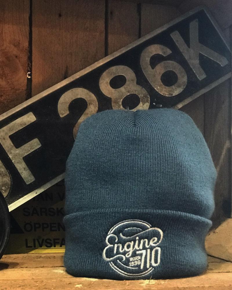 Engine 710 Beanie Blue