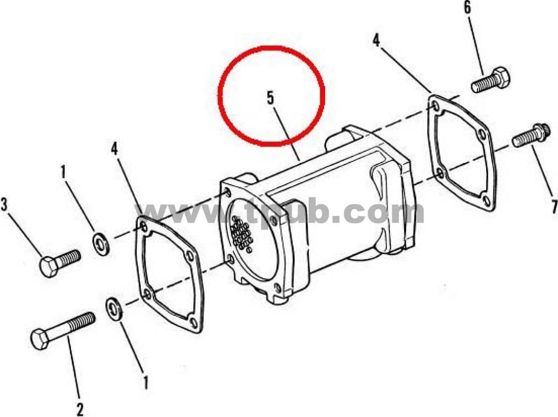00 457 Core Assembly Fluid Cooler