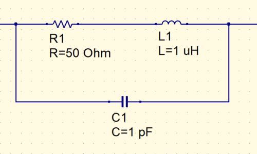 セメント抵抗_等価回路モデル