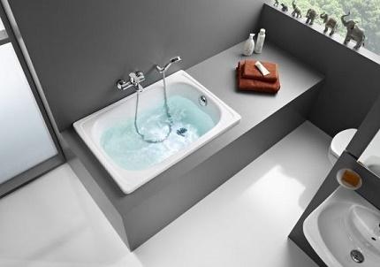 baignoires pour petites salles de bain