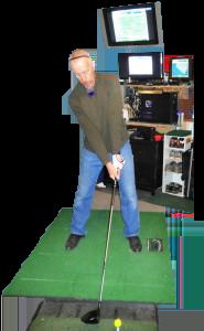 Indoor Range @ Engineered Golf