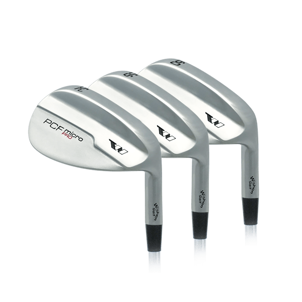 PCF Micro Pro wedges