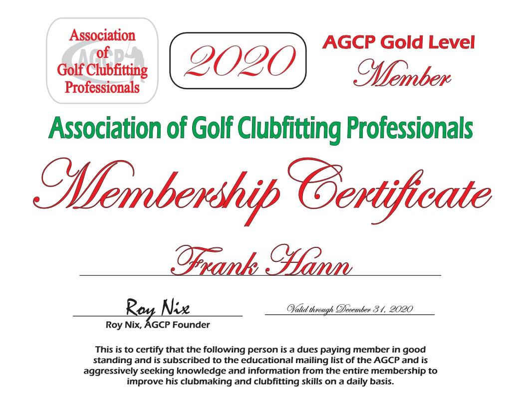 2020 gold certificate frank hann_1