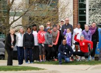 thyssenkrupp Southfield added steps to the WE Move the World event with a 5K
