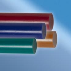 Acetal Copolymer Colors