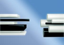 Stock acetal shapes