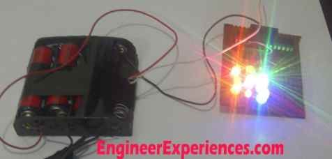 Energizing microcontroller with AA cells