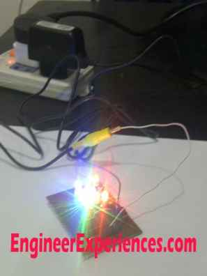 Energizing Microcontroller with 5V adaptor