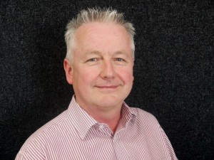 Chris Walsh, UK Sales Manager