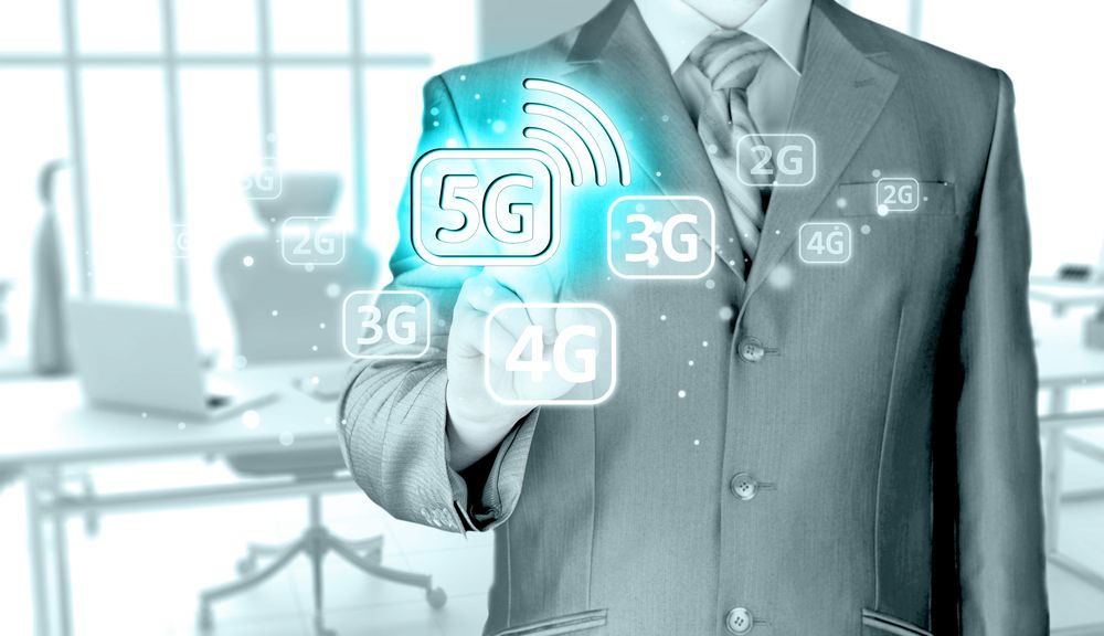5G + edge: Further optimising the supply chain