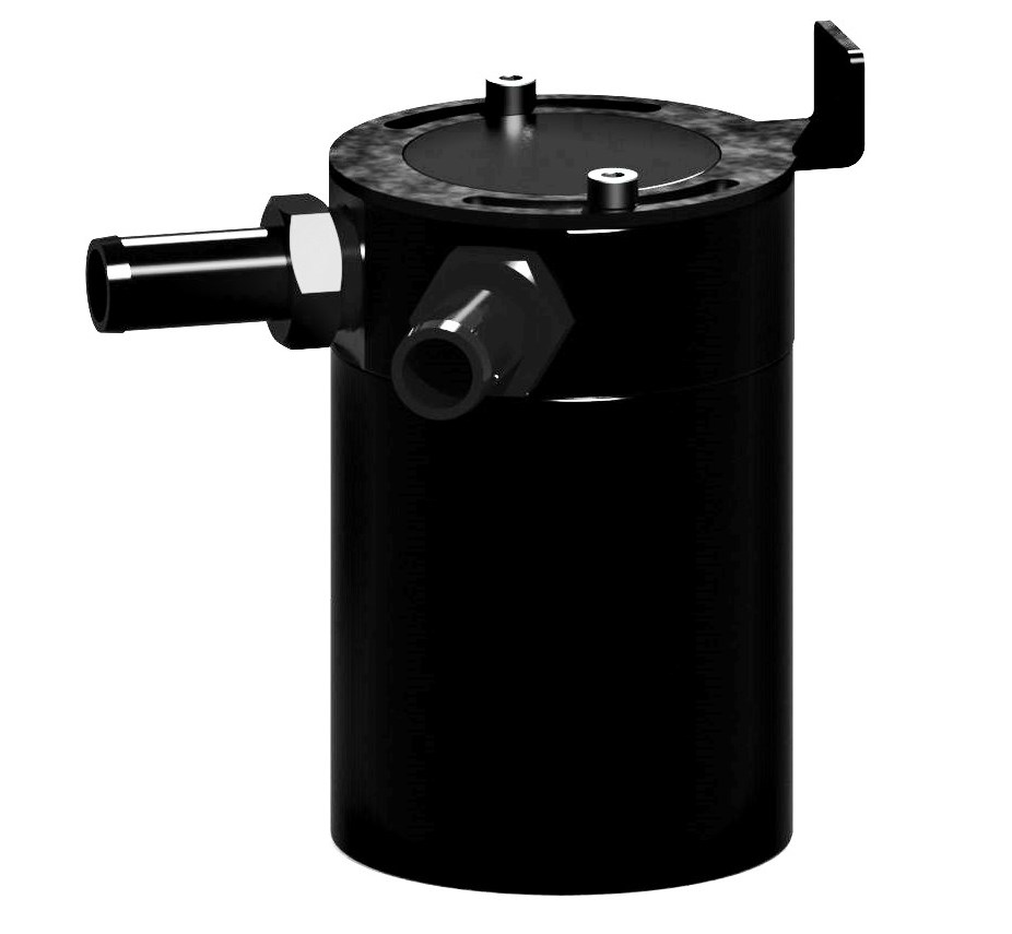 compact baffled oil catch can archives mishimoto. Black Bedroom Furniture Sets. Home Design Ideas
