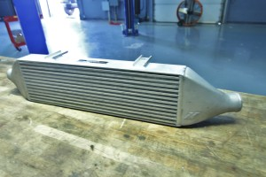 Mishimoto prototype intercooler