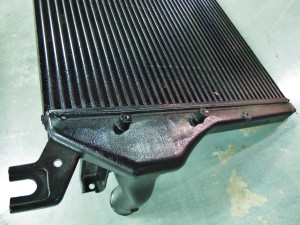 Factory 6.7L Cummins intercooler