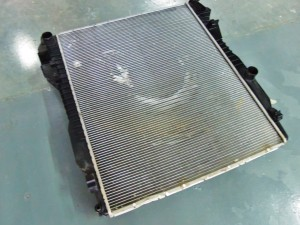 Factory 2010–2012 Dodge 6.7L Cummins radiator