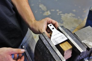 Prototype 2 bracket fabrication