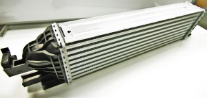 Stock intercooler