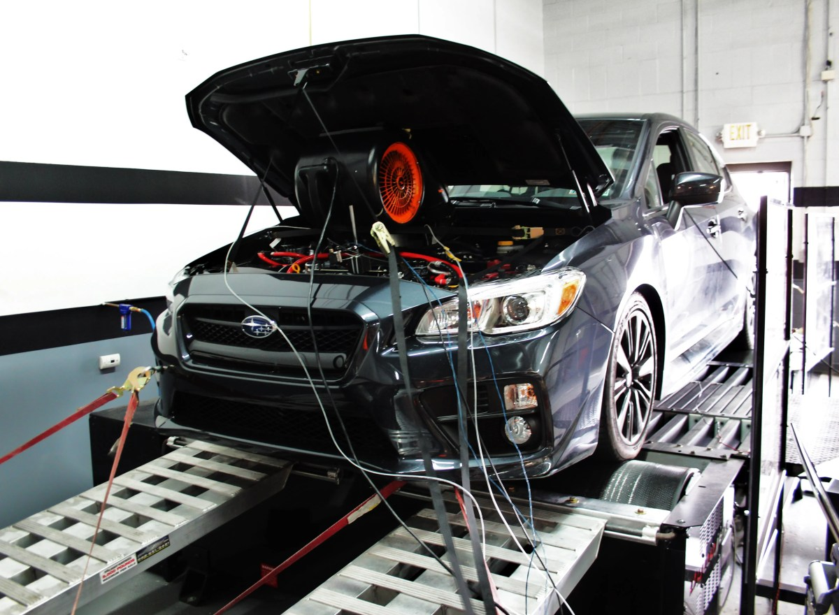 Does the 2015 WRX Need an Upgraded Intercooler? Part 5: Testing and Results