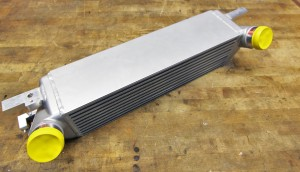 Mishimoto intercooler final design