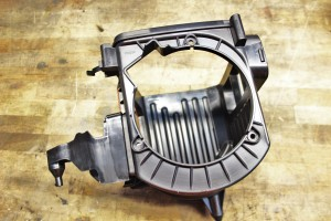 Stock airbox flange