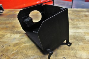 3D-printed prototype airbox