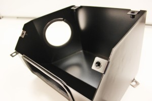 Mishimoto final airbox lid-mounting points