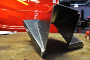 Airbox base fabrication