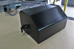 Final prototype airbox lid