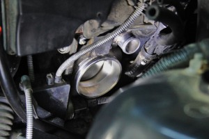E46 throttle body