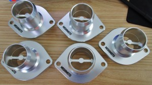 6.0 Powerstroke thermostat housing prototypes