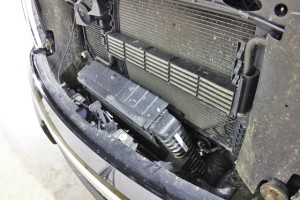 Ford F150 EcoBoost intercooler