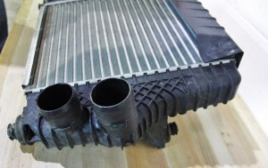 Factory F150 intercooler