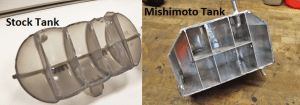 Mishimoto's 2015+ Mustang aluminum expansion tank