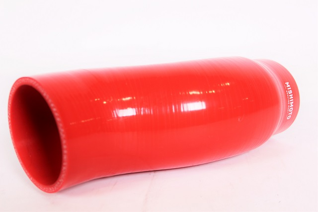 Silicone induction hose for the prototype 2016 Civic intake