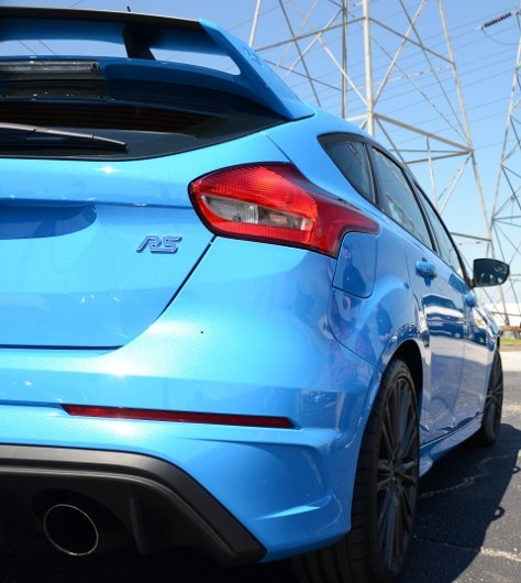 Mishimoto's brand-new Focus RS