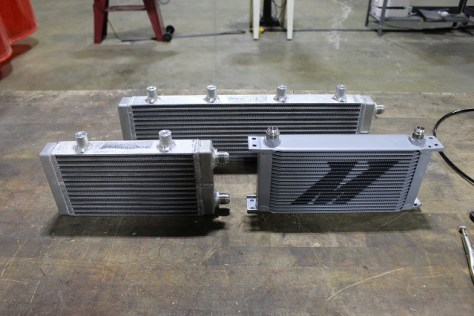 Mustang Parts Prototypes