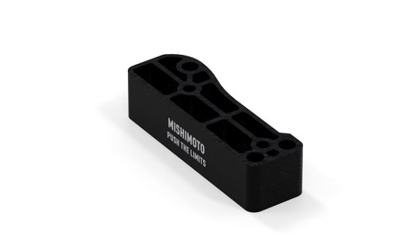 Render of Mishimoto's Focus RS Pedal Spacer