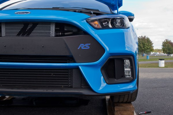 Cool Operator – Ford Focus RS Oil Cooler Part 3: Track Testing
