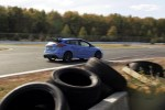 Mishimoto's Focus RS at the track