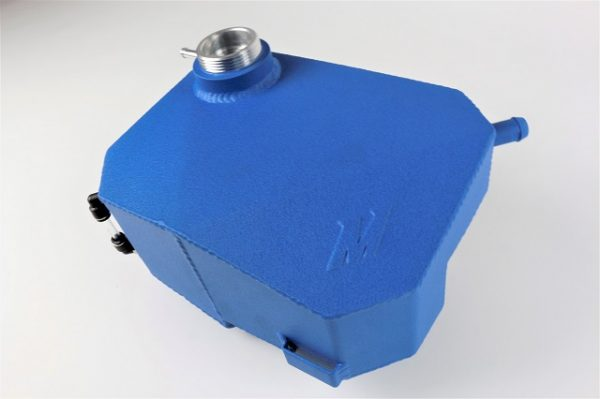 May I introduce, the Nitrous Blue Expansion Tank