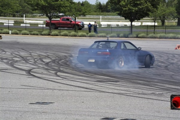 Remember this blue S13 from the last event??