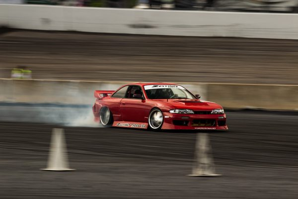 This S14 was killing it the entire weekend