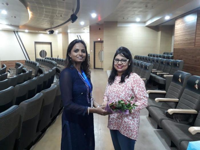 saraswati college TPO Cell