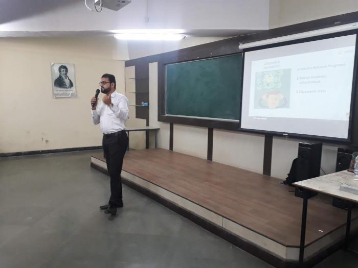 saraswati college employers feedback