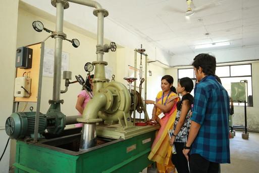 saraswati college civil dept