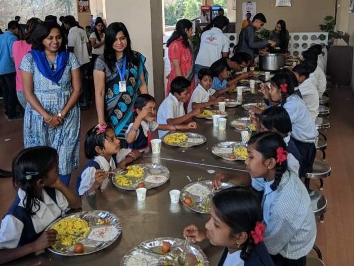 saraswati college NSS Activity