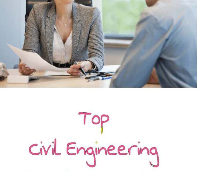 Top Civil Engineering Interview Questions