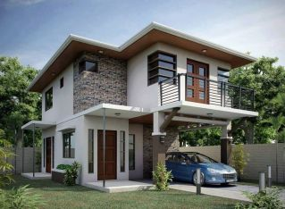 22 designs of facades to inspire you to build your ideal home _build _designs _facades _ideal _insp